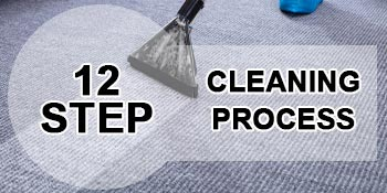 12 Step Cleaning Process